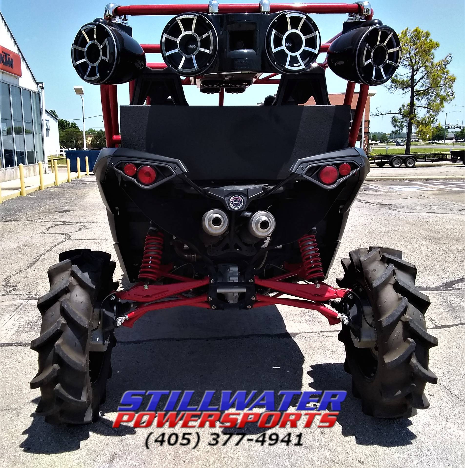 2015 Can-Am Maverick™ Max X® rs DPS™ 1000R in Stillwater, Oklahoma - Photo 3