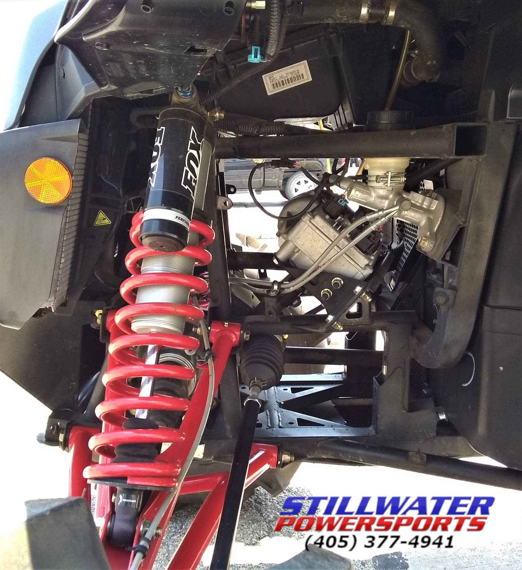 2015 Can-Am Maverick™ Max X® rs DPS™ 1000R in Stillwater, Oklahoma - Photo 5