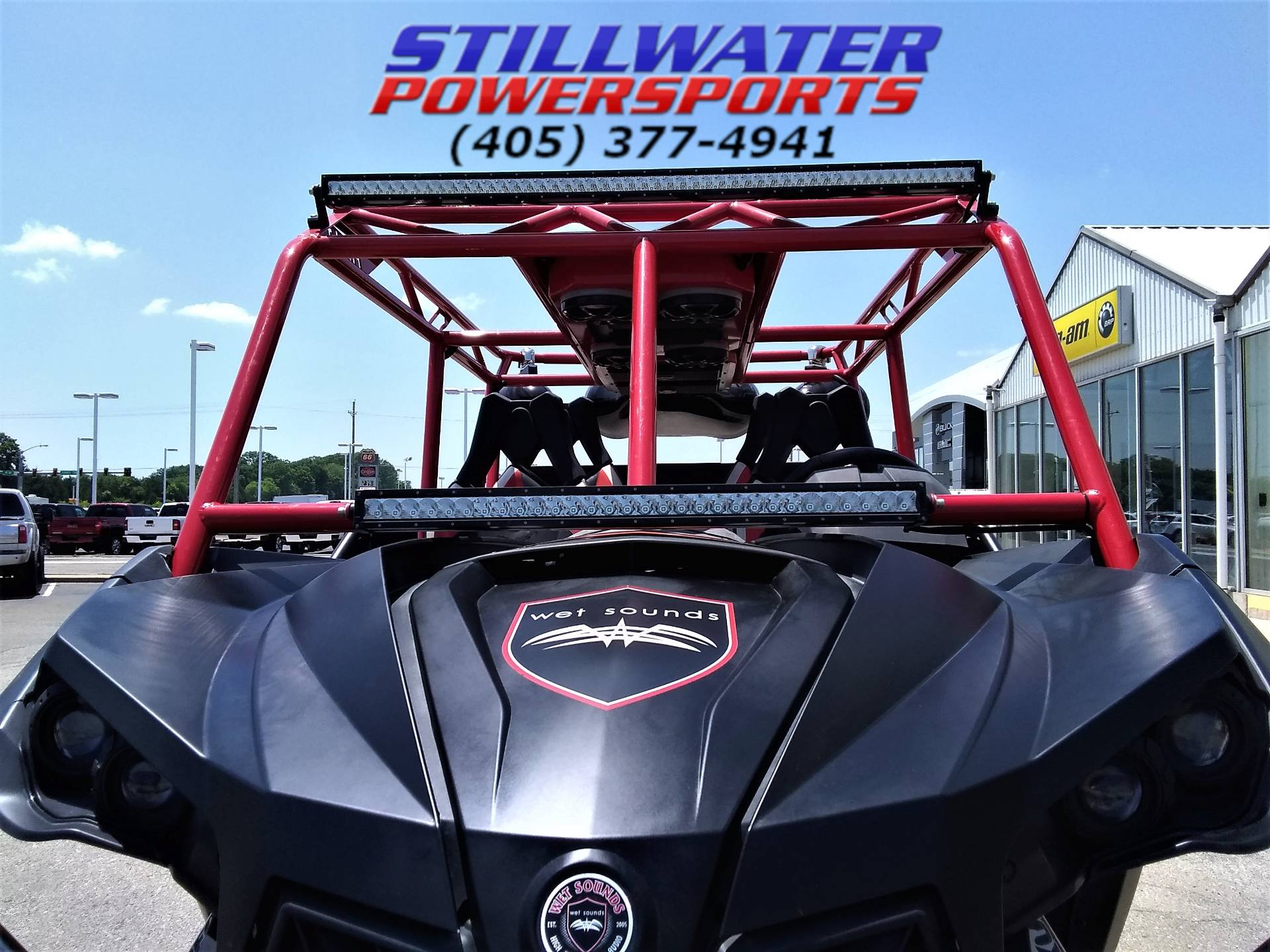 2015 Can-Am Maverick™ Max X® rs DPS™ 1000R in Stillwater, Oklahoma - Photo 6