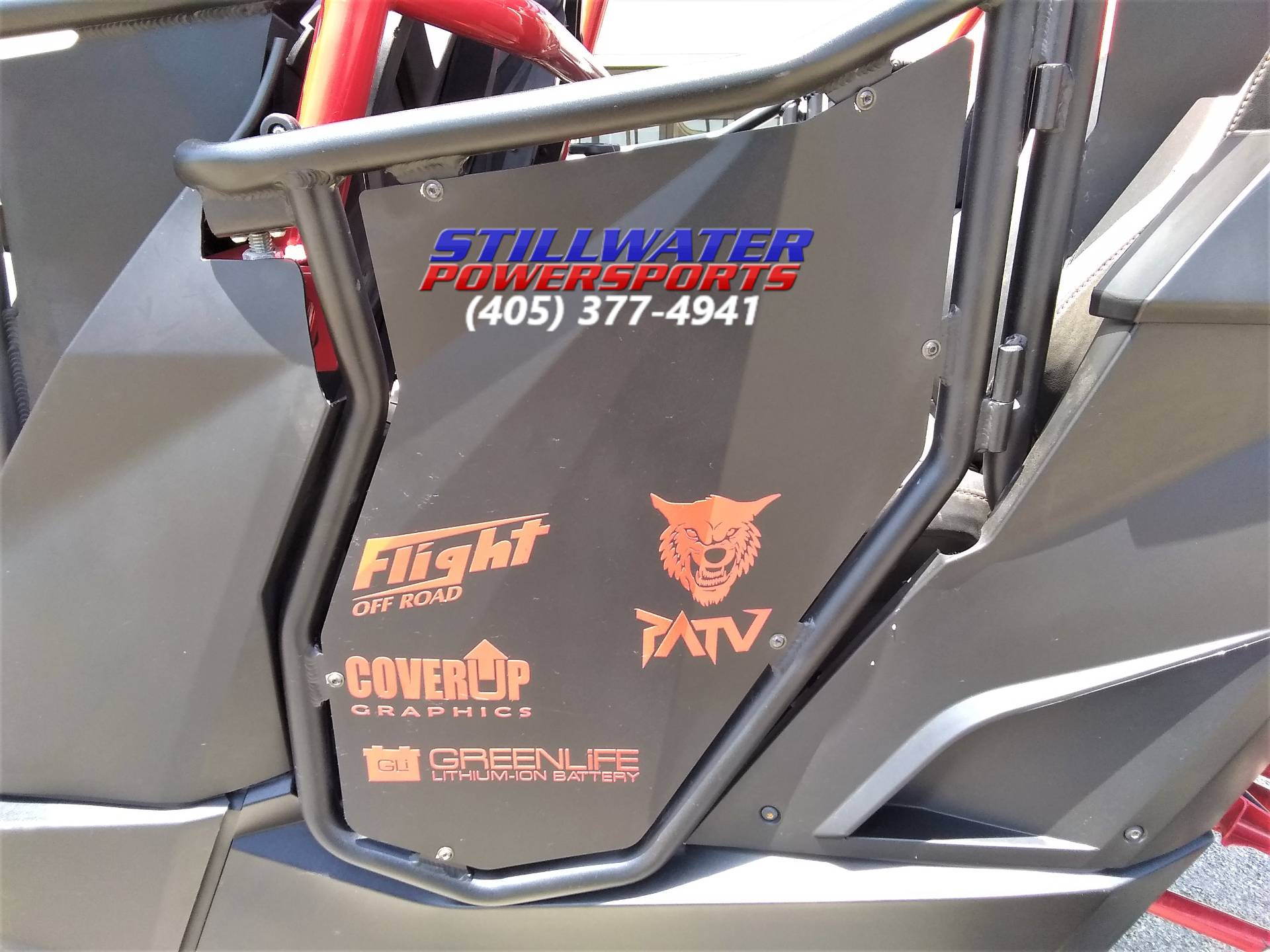 2015 Can-Am Maverick™ Max X® rs DPS™ 1000R in Stillwater, Oklahoma - Photo 9