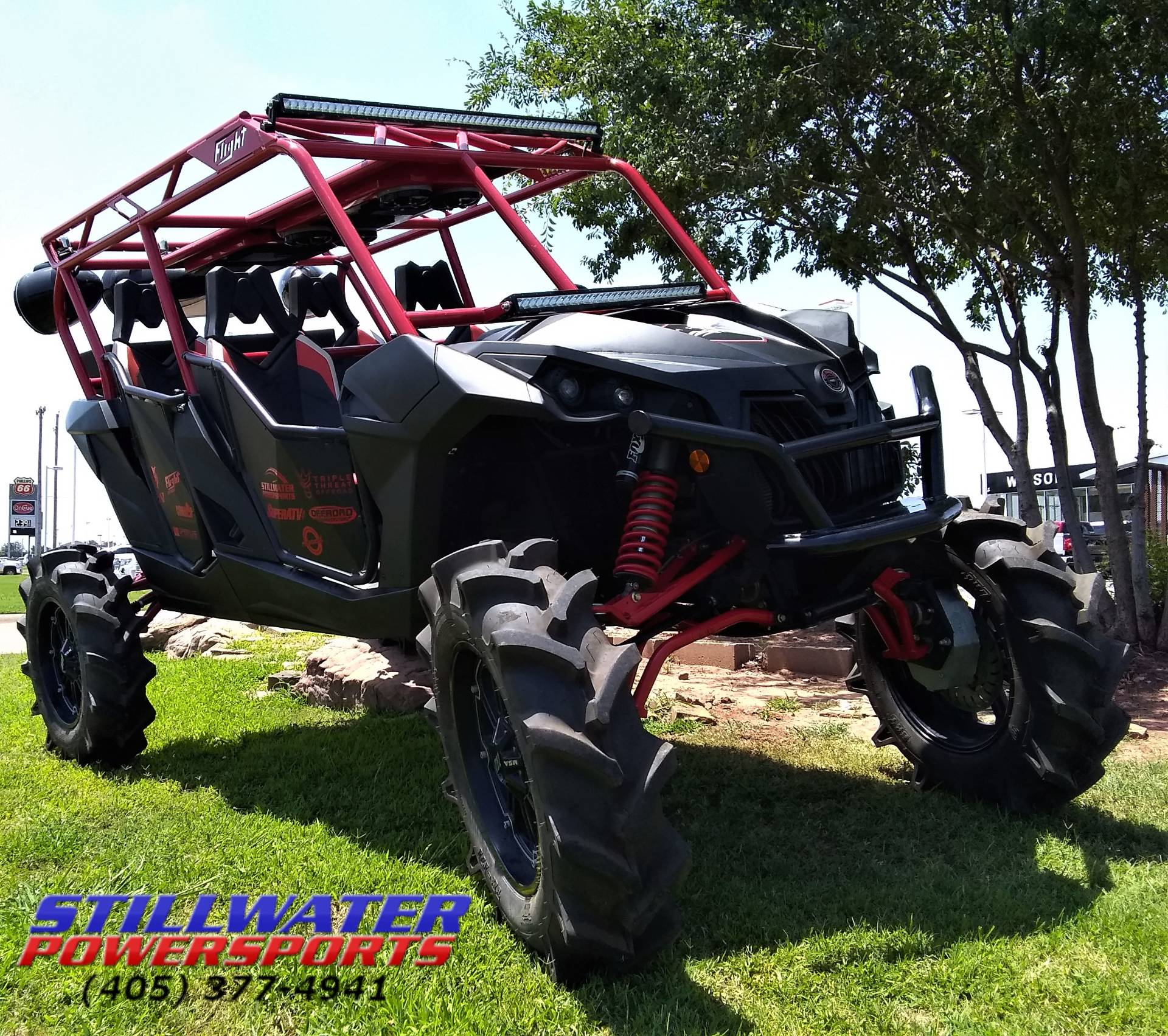2015 Can-Am Maverick™ Max X® rs DPS™ 1000R in Stillwater, Oklahoma - Photo 14