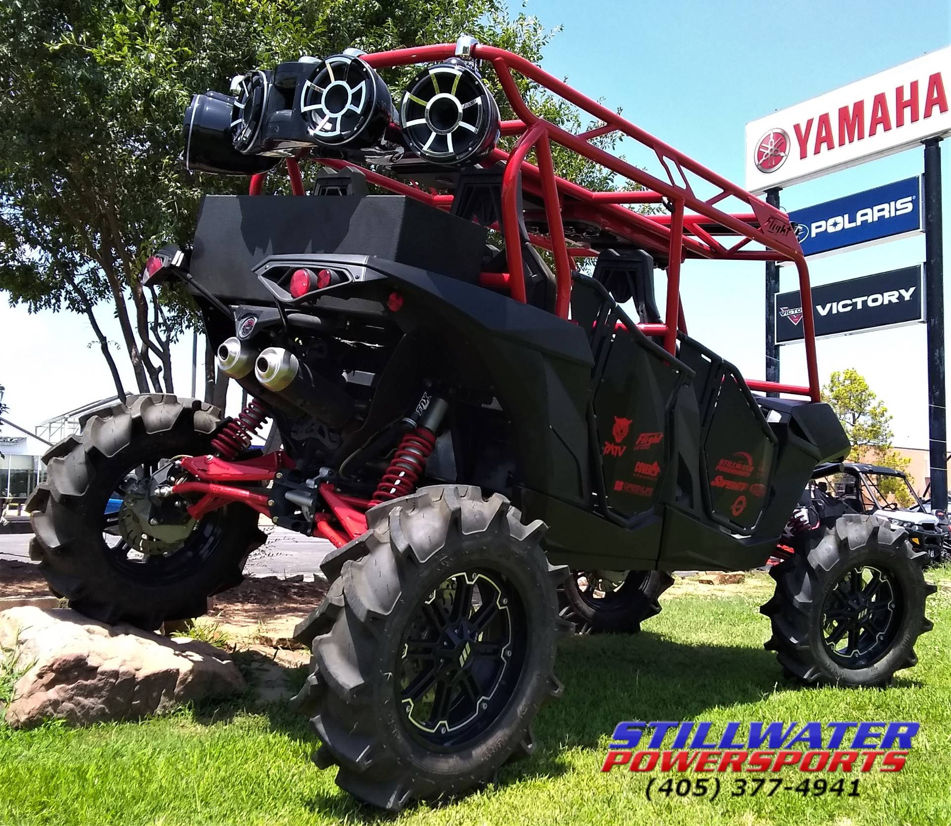 2015 Can-Am Maverick™ Max X® rs DPS™ 1000R in Stillwater, Oklahoma - Photo 16