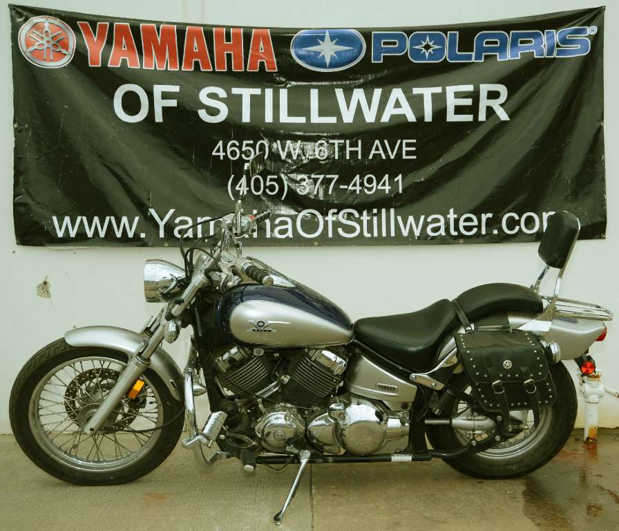 Used 2006 yamaha v star custom motorcycles in stillwater for Yamaha of stillwater