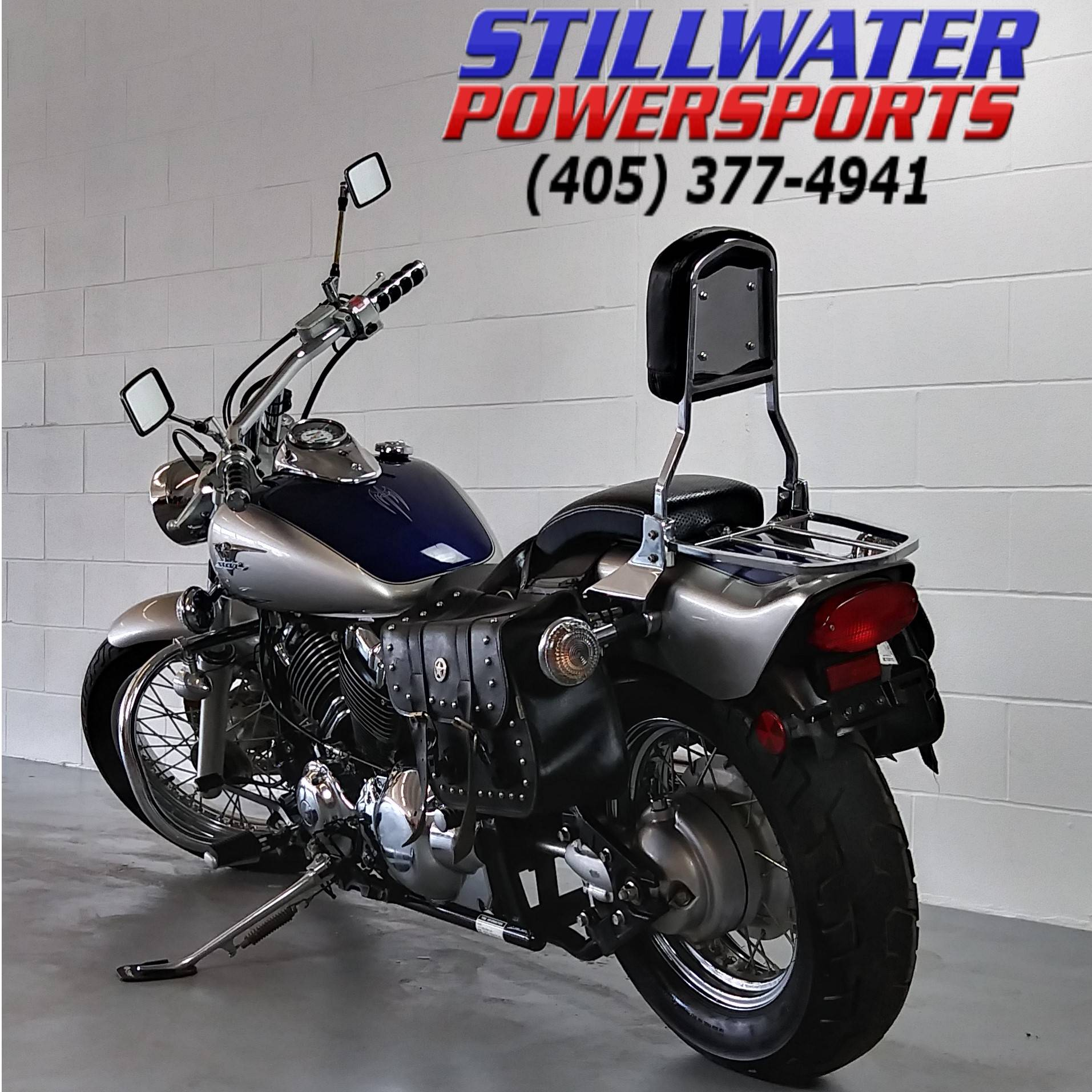 2006 Yamaha V Star® Custom in Stillwater, Oklahoma - Photo 2