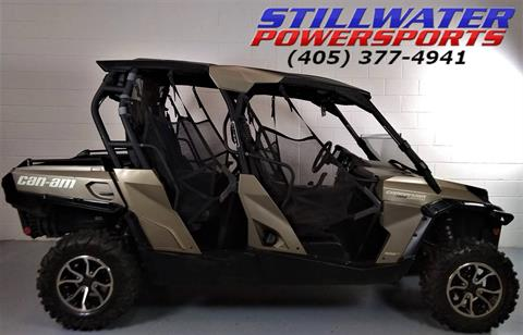 2015 Can-Am Commander™ Max Limited 1000 in Stillwater, Oklahoma