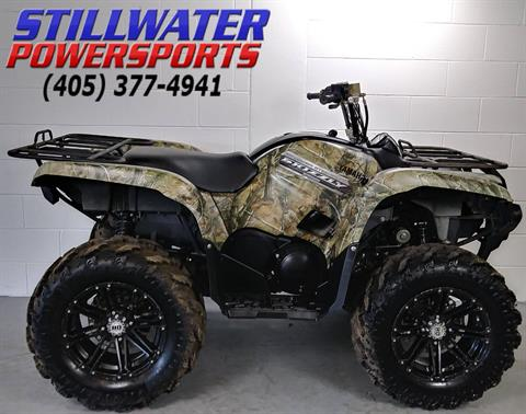 2013 Yamaha Grizzly 700 FI Auto. 4x4 EPS in Stillwater, Oklahoma - Photo 1
