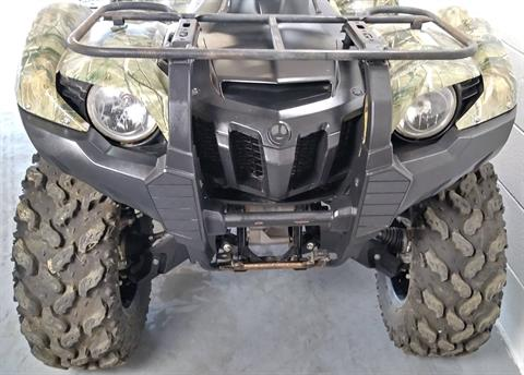 2013 Yamaha Grizzly 700 FI Auto. 4x4 EPS in Stillwater, Oklahoma