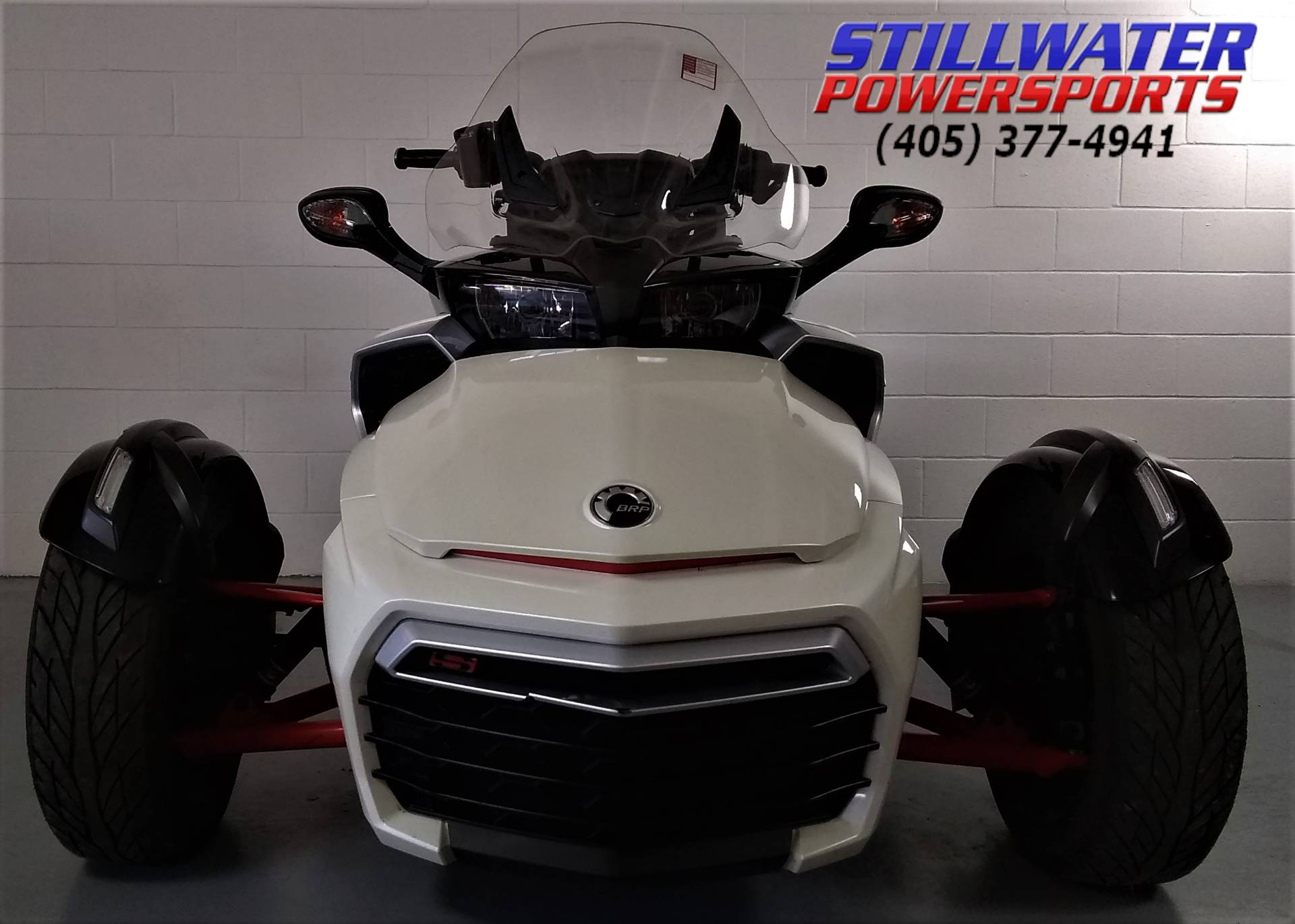 2015 Can-Am Spyder® F3-S SE6 in Stillwater, Oklahoma