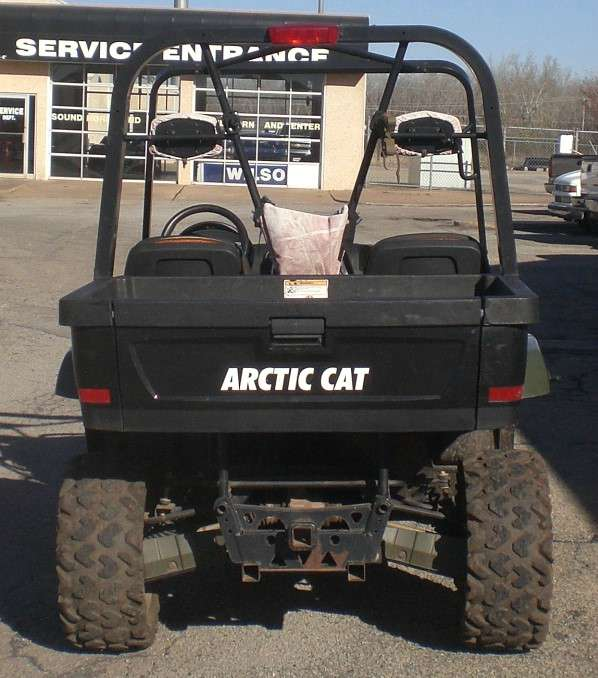 2007 Arctic Cat 650 H1 Prowler® in Stillwater, Oklahoma