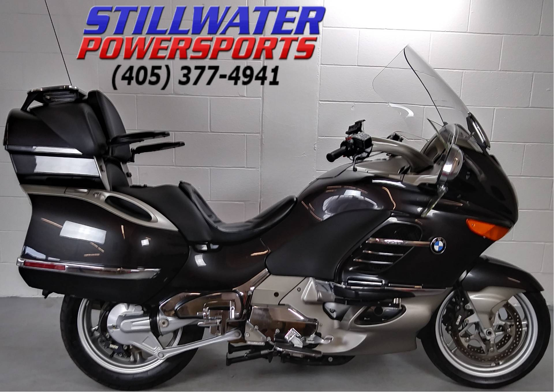 2006 BMW K 1200 LT in Stillwater, Oklahoma - Photo 1