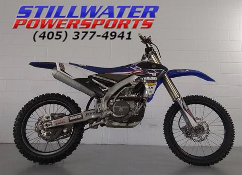 2014 Yamaha YZ450F in Stillwater, Oklahoma - Photo 1
