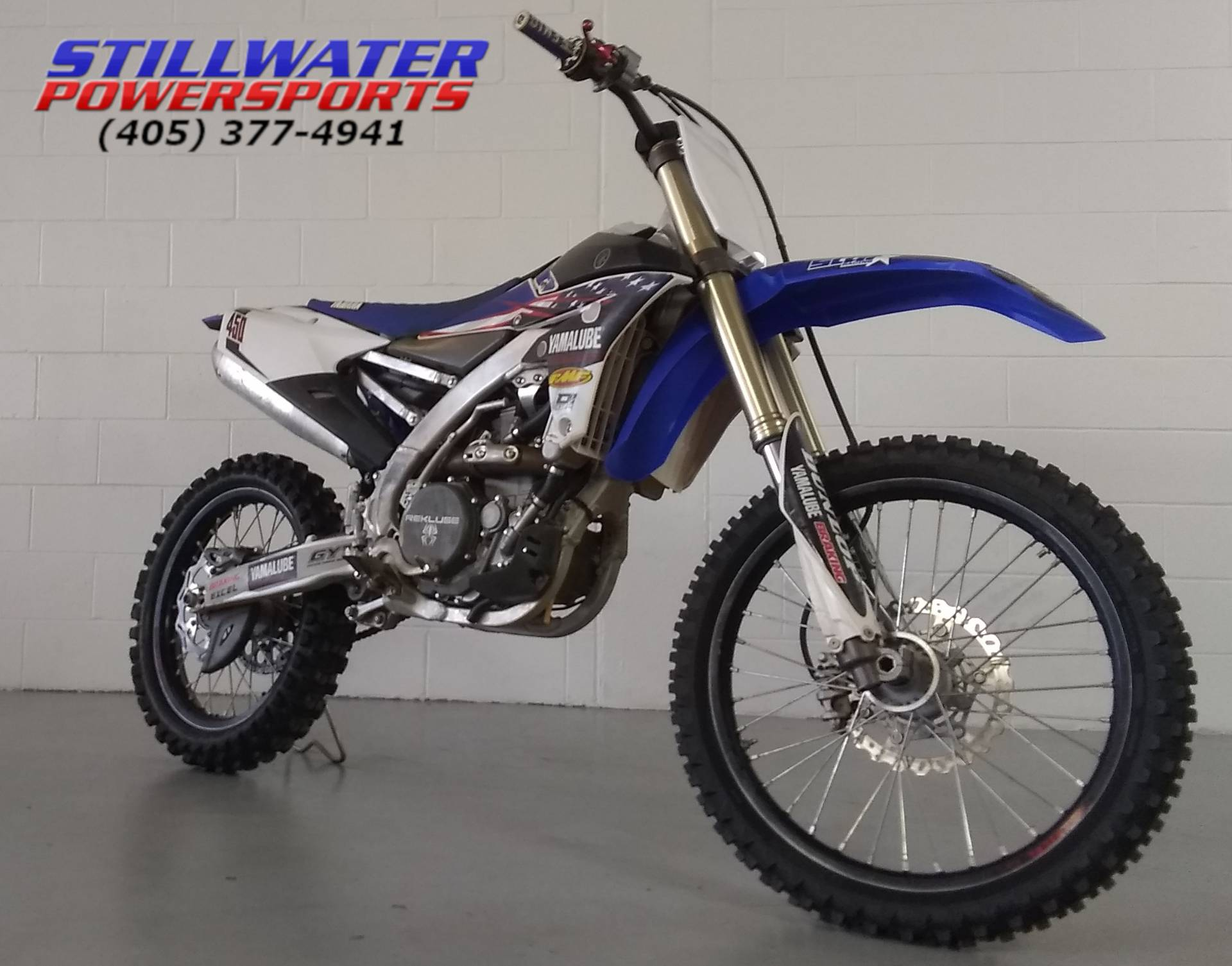 2014 Yamaha YZ450F in Stillwater, Oklahoma - Photo 3