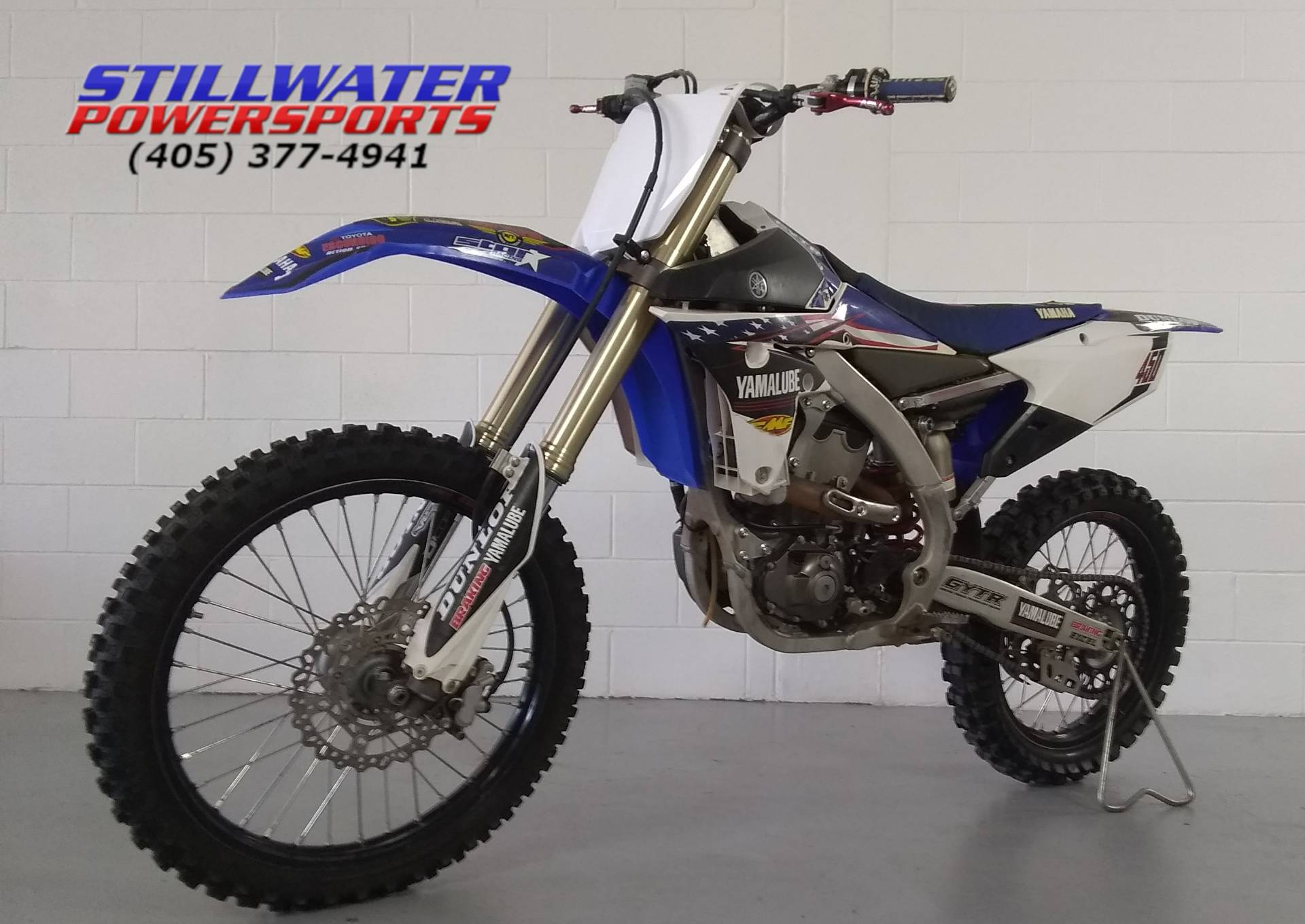 2014 Yamaha YZ450F in Stillwater, Oklahoma - Photo 7