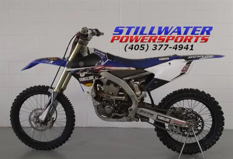 2014 Yamaha YZ450F in Stillwater, Oklahoma - Photo 12