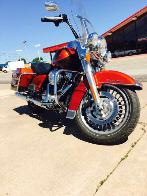 2013 Harley-Davidson Road King® in Stillwater, Oklahoma