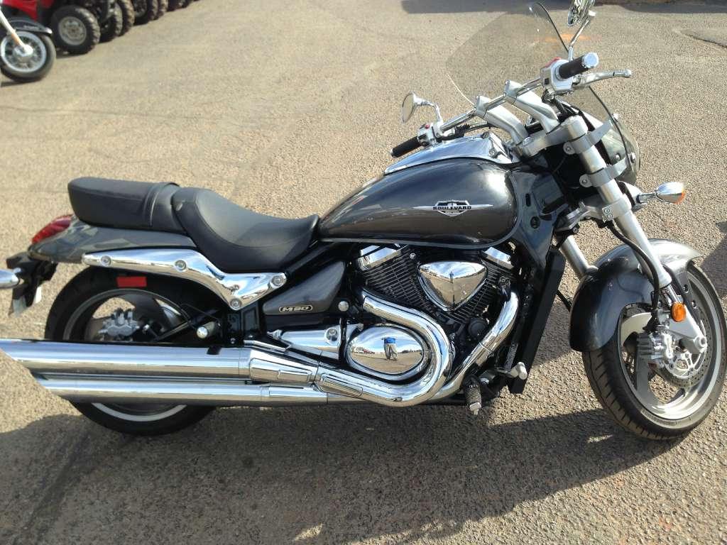 Used 2013 Suzuki Boulevard M90 Motorcycles in Stillwater, OK | Stock
