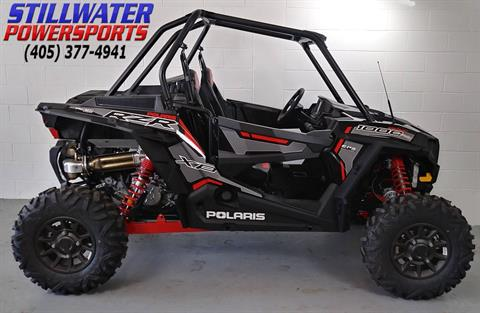 2018 Polaris RZR XP 1000 EPS Ride Command Edition in Stillwater, Oklahoma