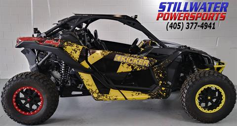 2017 Can-Am Maverick X3 X ds Turbo R in Stillwater, Oklahoma