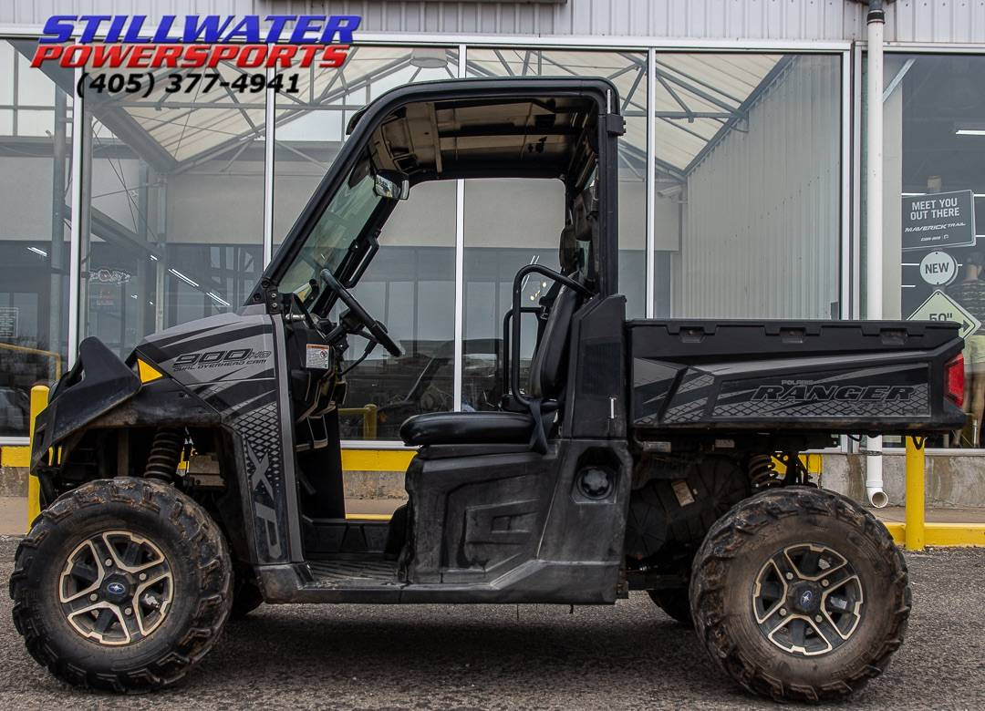 2018 Polaris Ranger XP 900 in Stillwater, Oklahoma - Photo 1