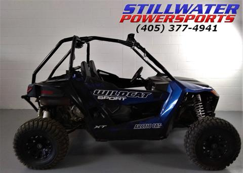 2015 Arctic Cat Wildcat™ Sport XT in Stillwater, Oklahoma