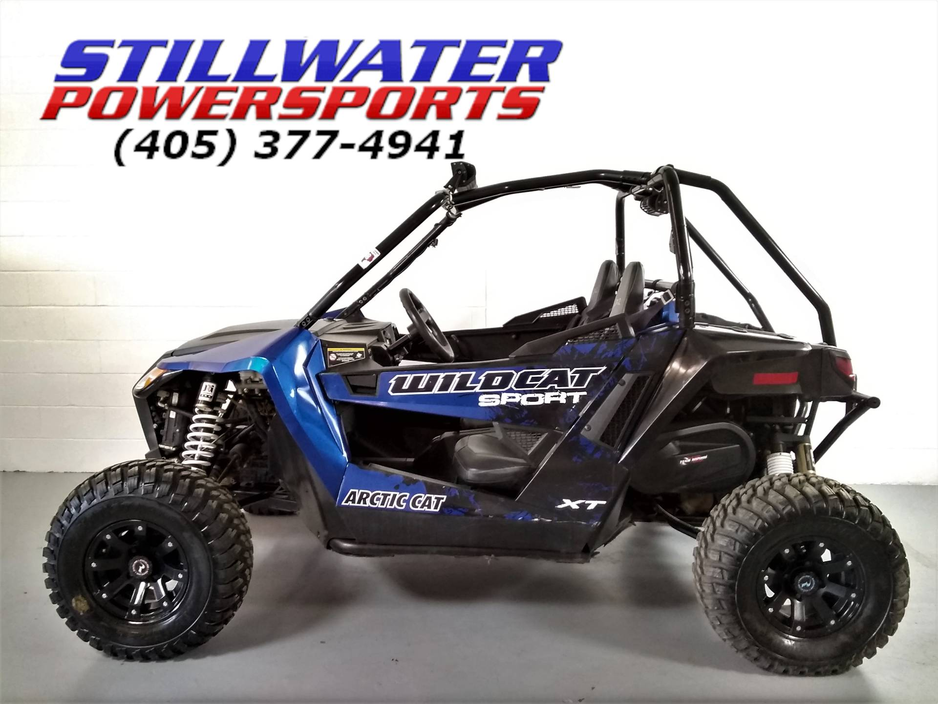 2015 Arctic Cat Wildcat™ Sport XT in Stillwater, Oklahoma - Photo 7