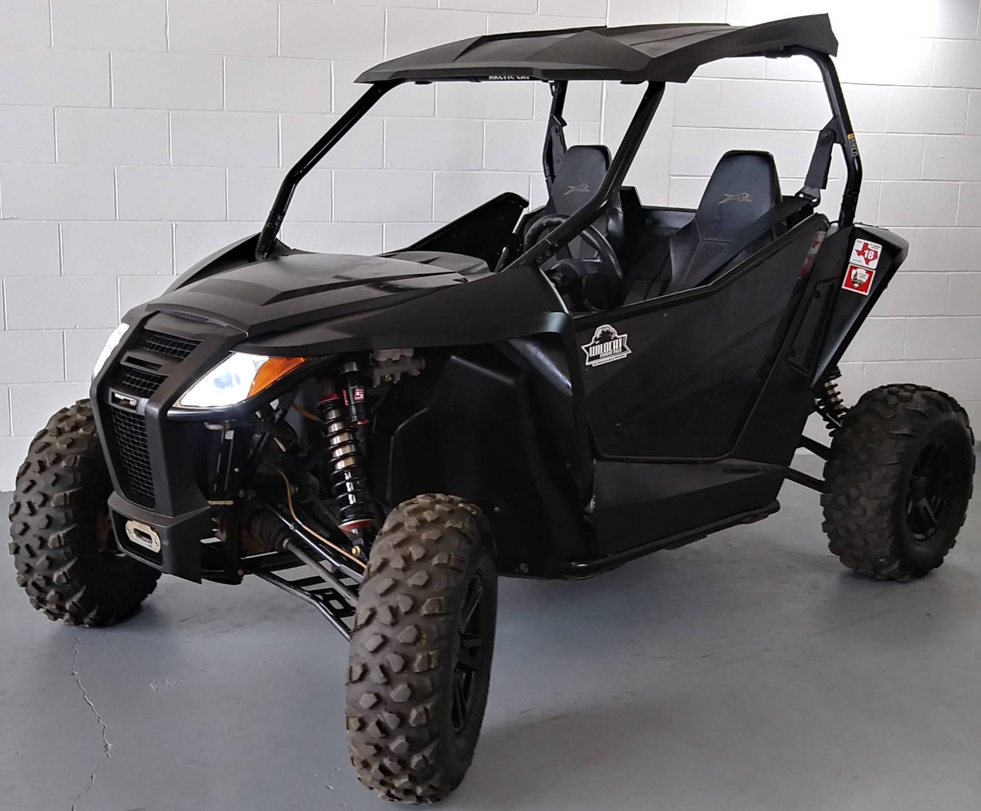 2015 Arctic Cat Wildcat™ Sport Limited EPS in Stillwater, Oklahoma