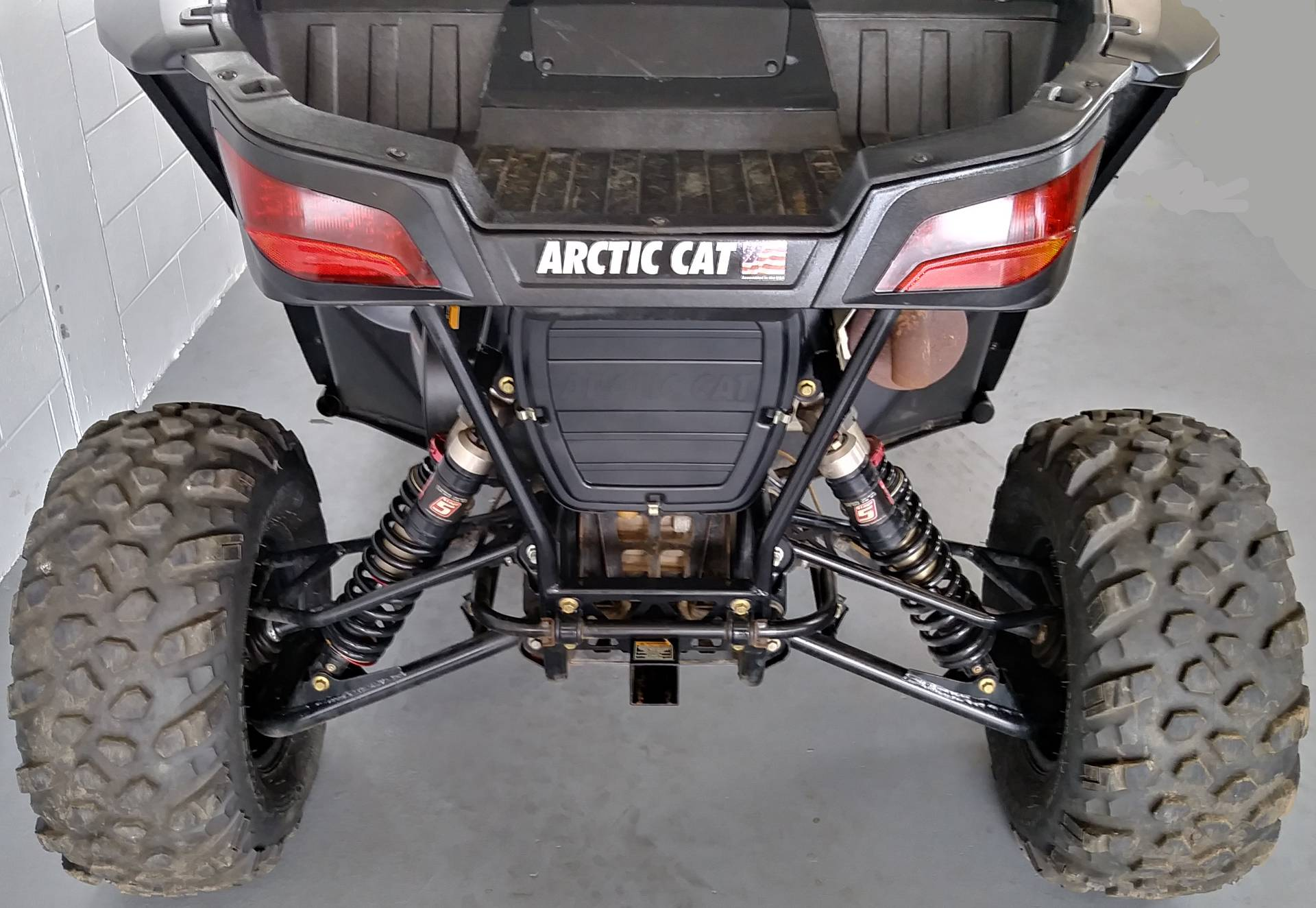 2015 Arctic Cat Wildcat™ Sport Limited EPS in Stillwater, Oklahoma - Photo 7