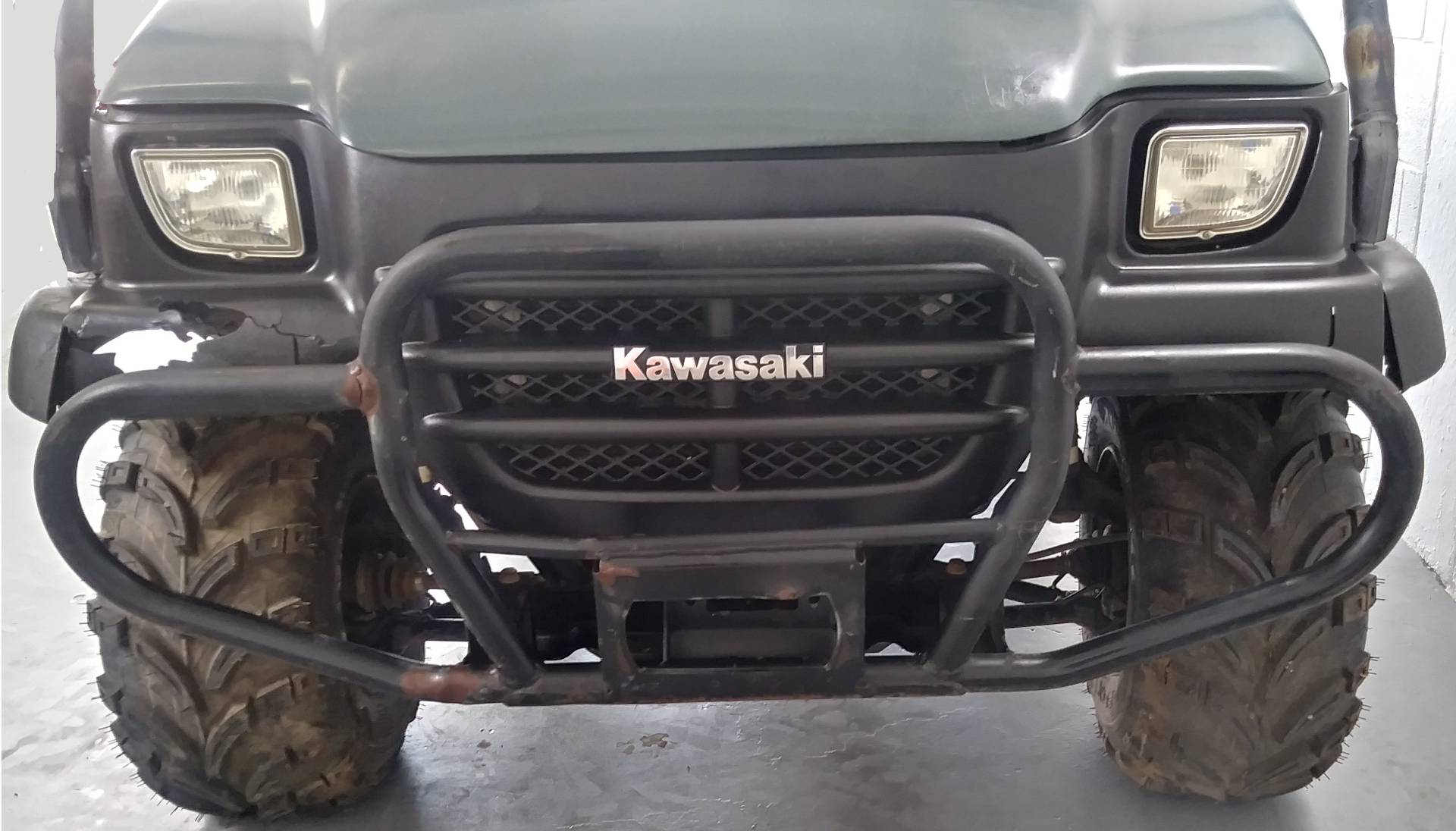 2007 kawasaki mule™ 3010 4x4 in stillwater, oklahoma - photo 3