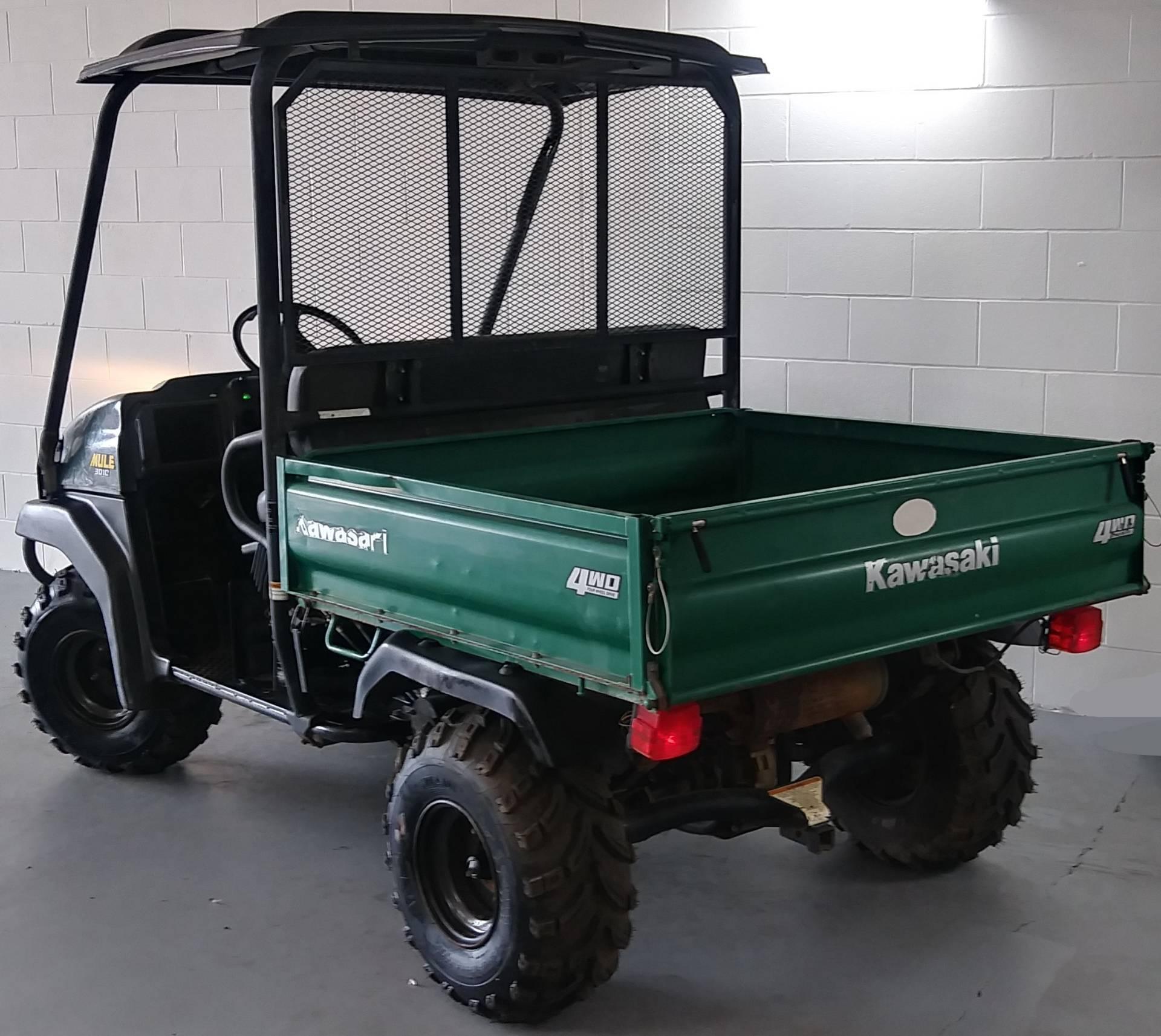 2007 Kawasaki Mule™ 3010 4x4 in Stillwater, Oklahoma