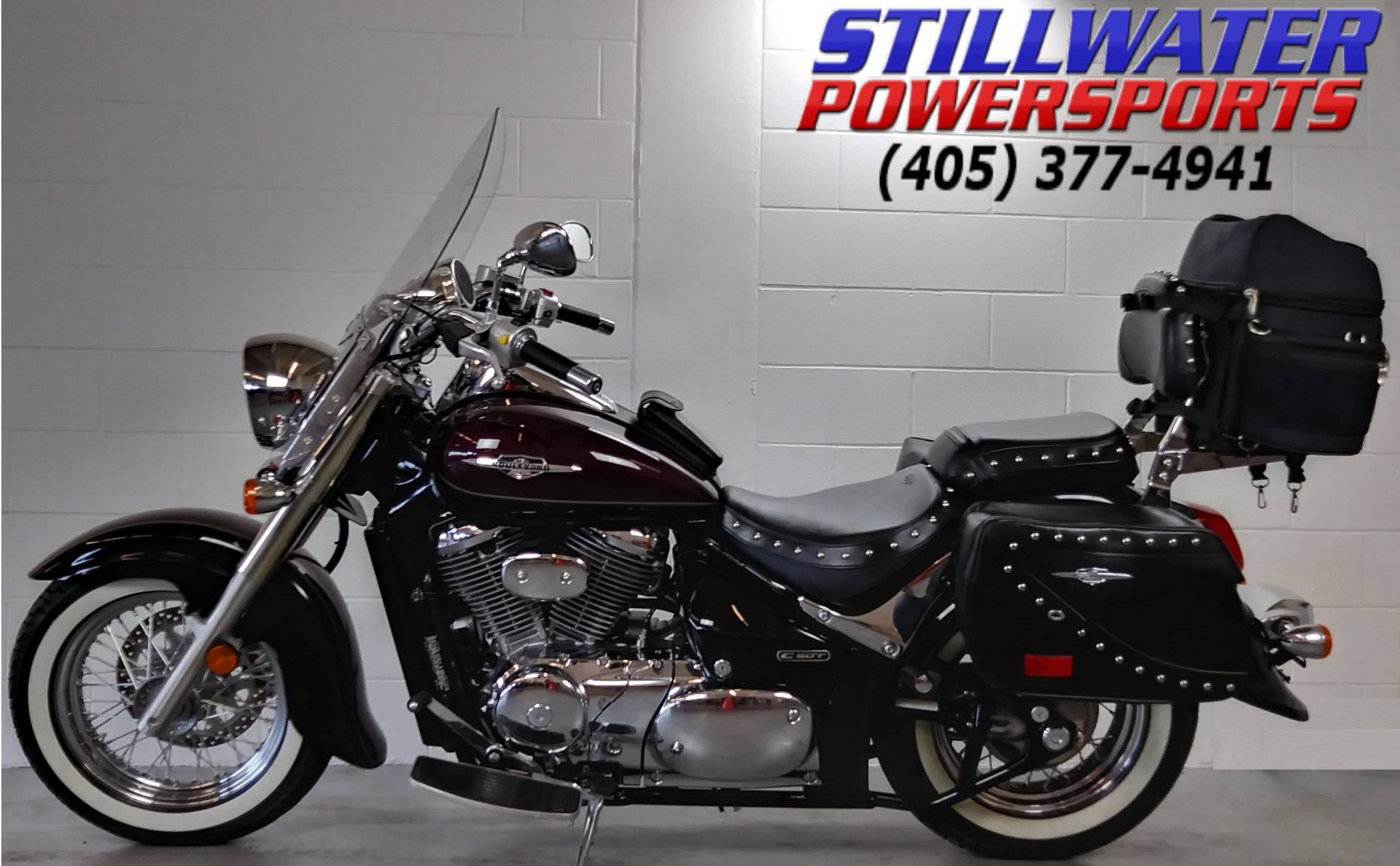 2015 Suzuki Boulevard in Stillwater, Oklahoma - Photo 8