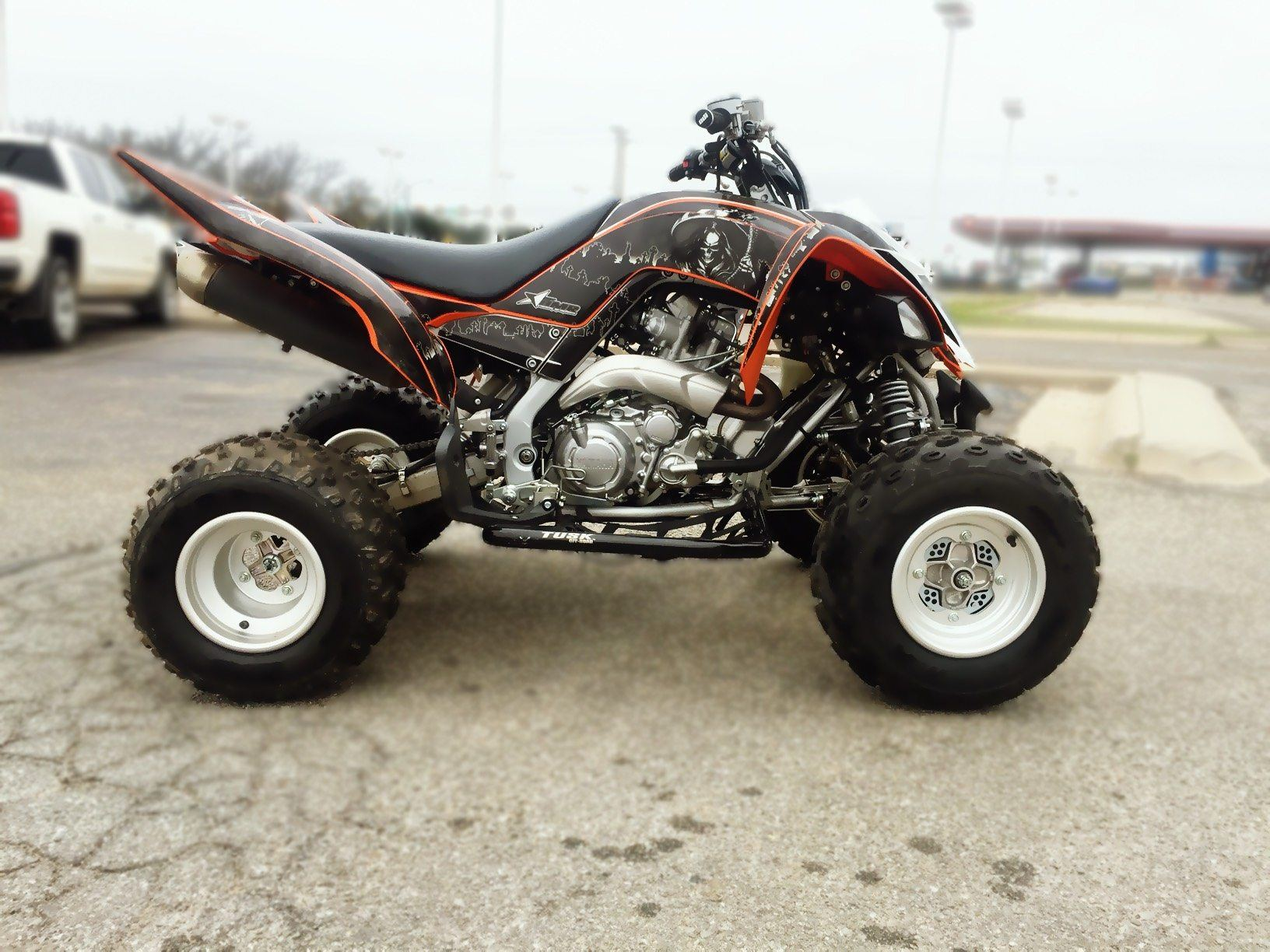 2014 Yamaha Raptor 700 for sale 5887