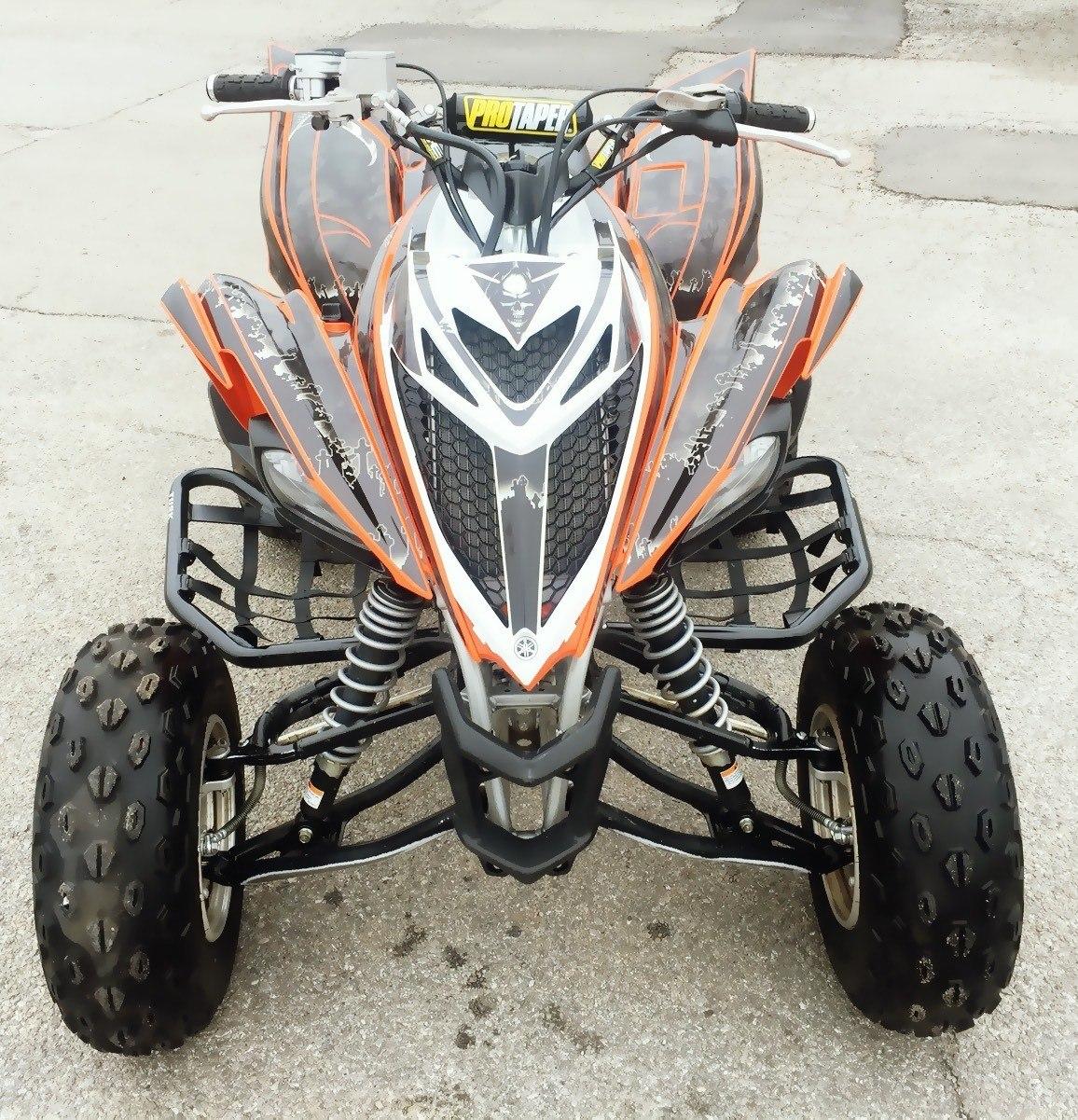 2014 Yamaha Raptor 700 2