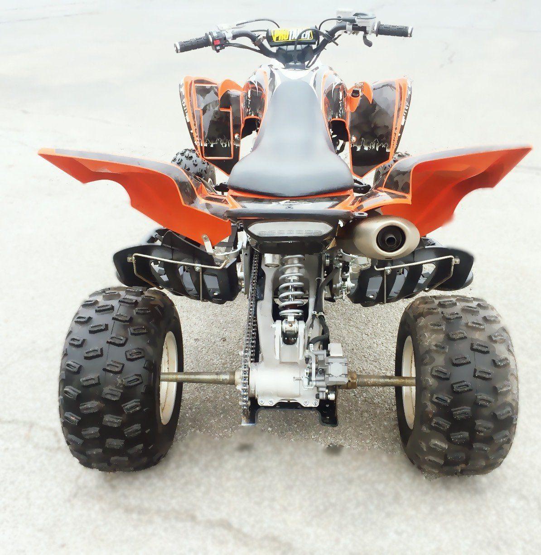 2014 Yamaha Raptor 700 3