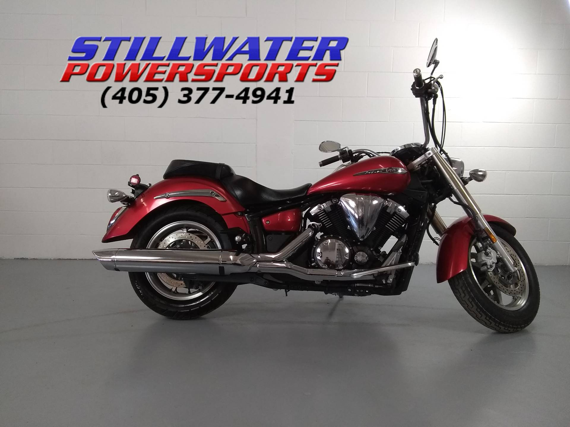 2012 Yamaha V Star 1300 in Stillwater, Oklahoma - Photo 1