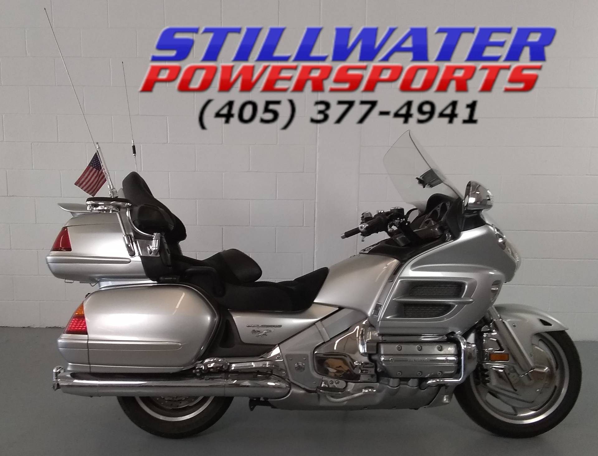 2005 Honda Gold Wing® in Stillwater, Oklahoma - Photo 1