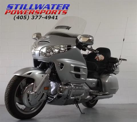 2005 Honda Gold Wing® in Stillwater, Oklahoma - Photo 4