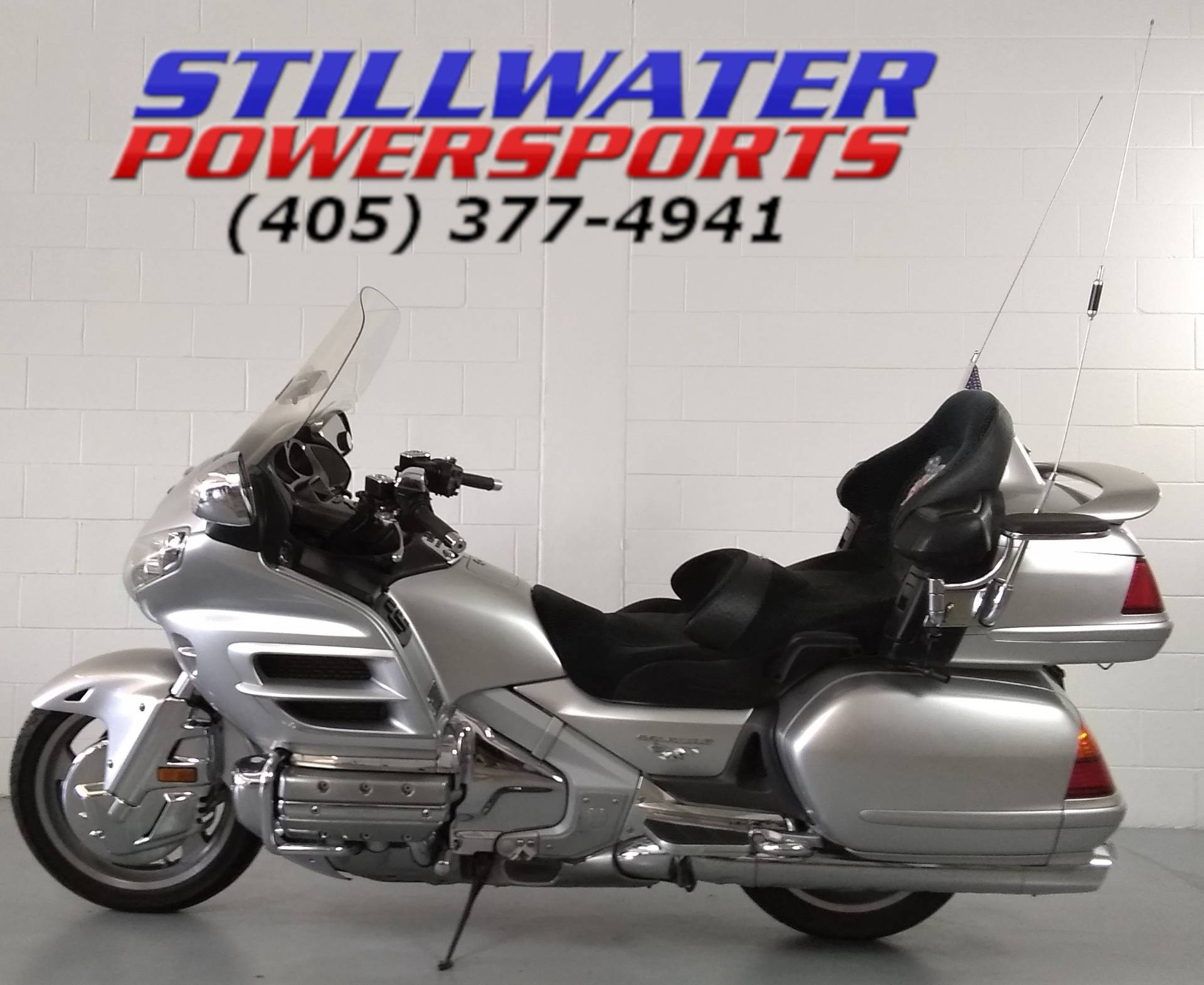 2005 Honda Gold Wing® in Stillwater, Oklahoma - Photo 10