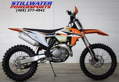 2021 KTM 450 XC-F in Stillwater, Oklahoma - Photo 1