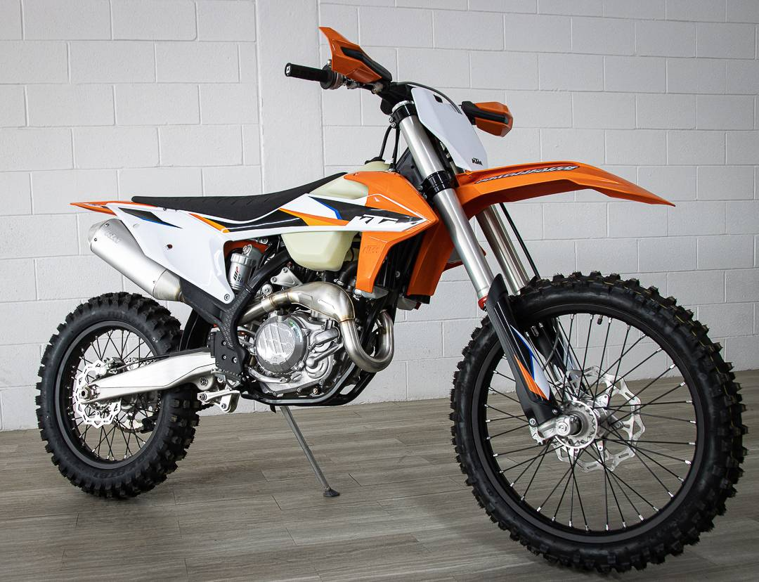 2021 KTM 450 XC-F in Stillwater, Oklahoma - Photo 2