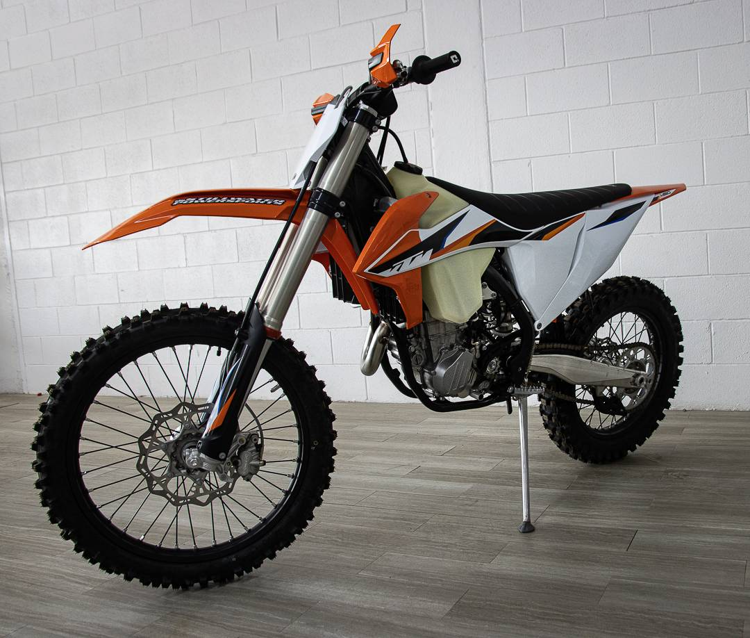 2021 KTM 450 XC-F in Stillwater, Oklahoma - Photo 4