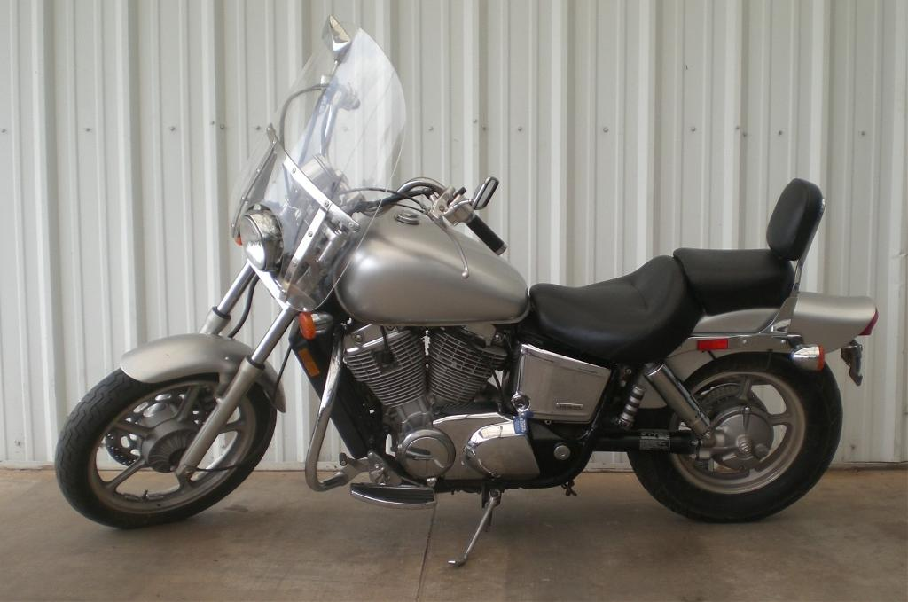 2007 Honda Shadow Spirit™ in Stillwater, Oklahoma
