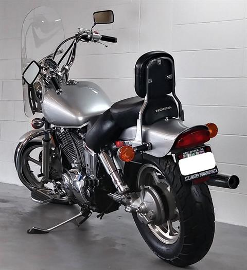 2007 Honda Shadow Spirit™ in Stillwater, Oklahoma - Photo 3