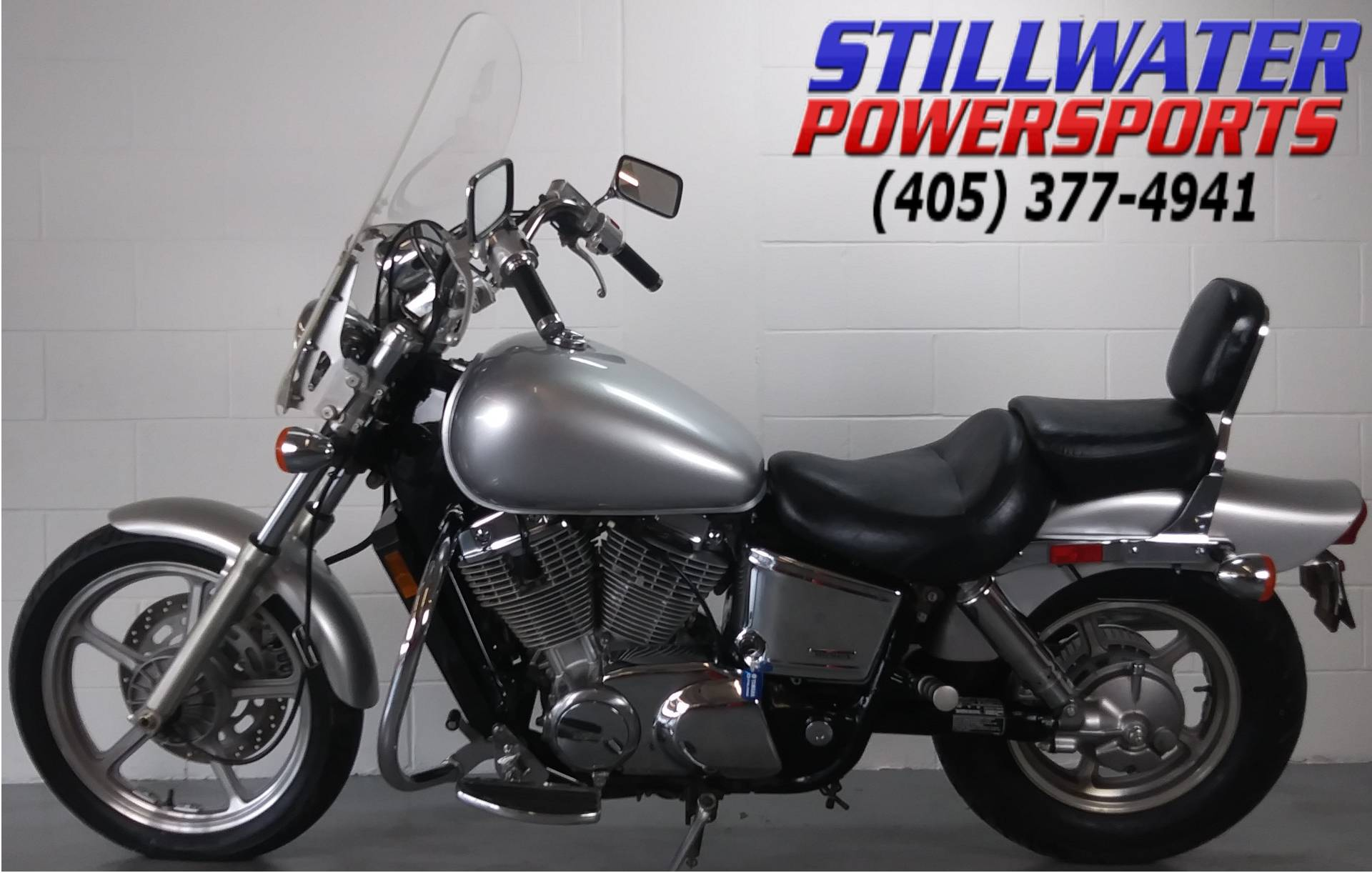 2007 Honda Shadow Spirit™ in Stillwater, Oklahoma - Photo 4