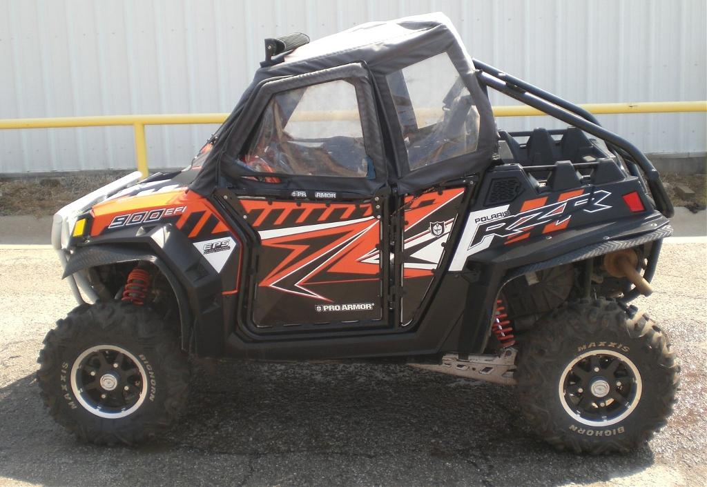 2014 Polaris RZR® 900 EPS LE in Stillwater, Oklahoma