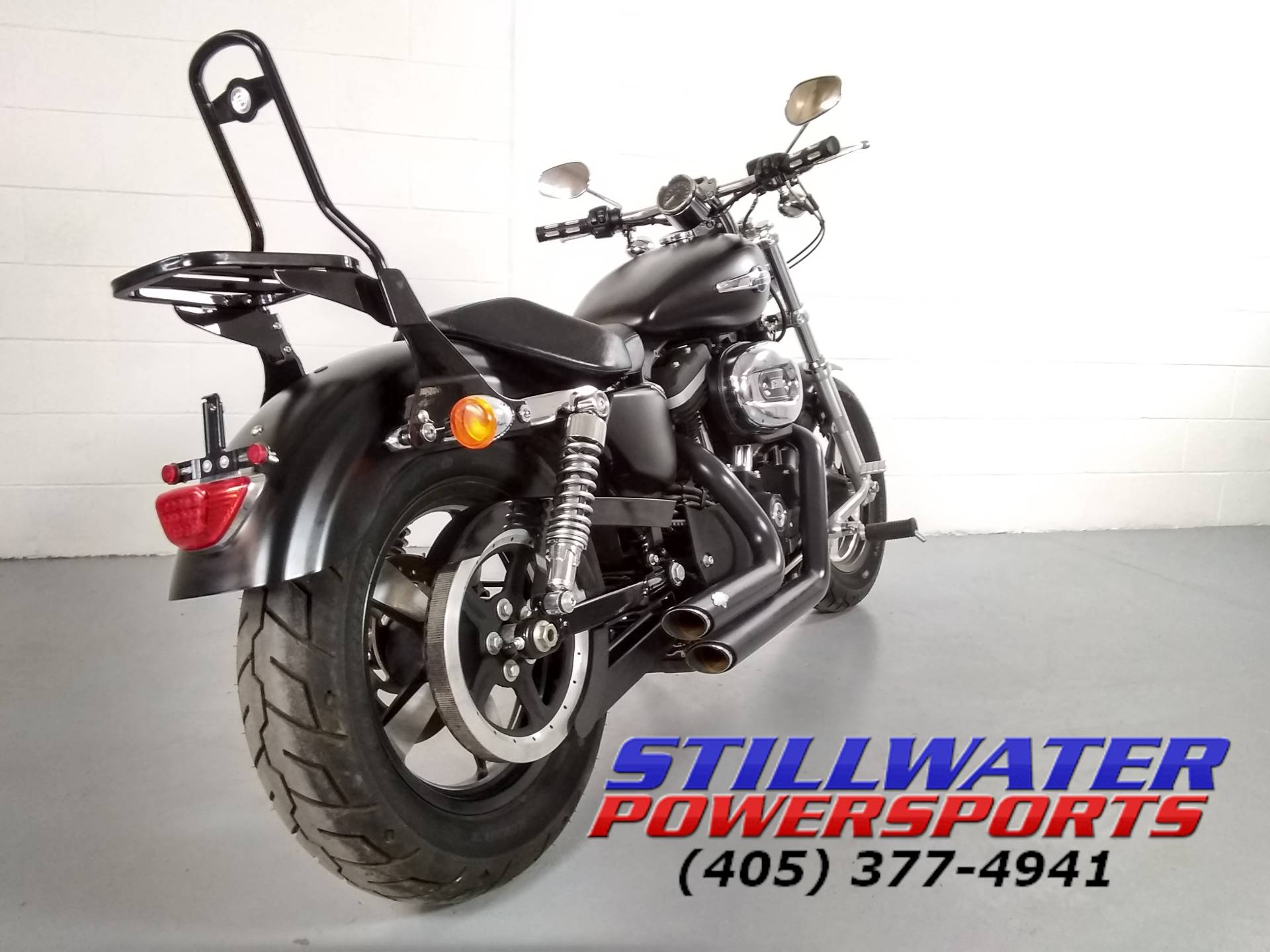 2013 Harley-Davidson Sportster® 1200 Custom in Stillwater, Oklahoma - Photo 6