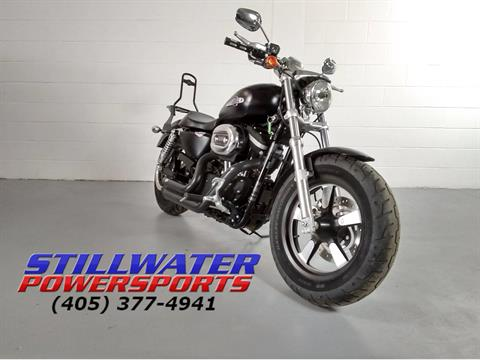 2013 Harley-Davidson Sportster® 1200 Custom in Stillwater, Oklahoma - Photo 5