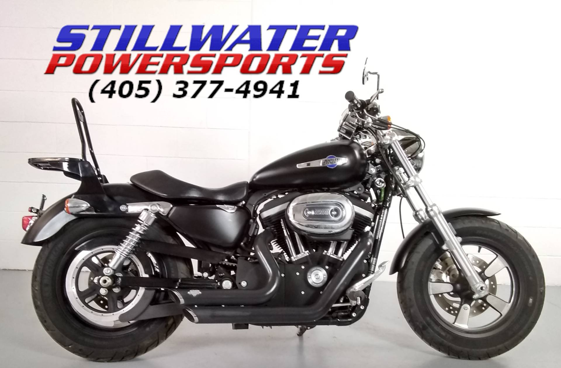2013 Harley-Davidson Sportster® 1200 Custom in Stillwater, Oklahoma - Photo 1