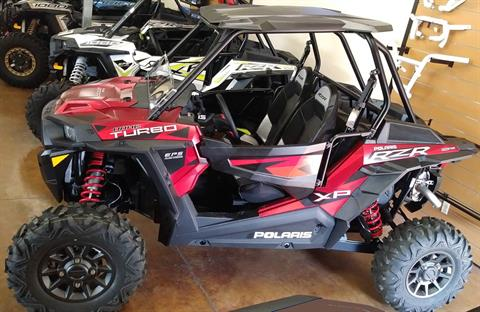 2018 Polaris RZR XP Turbo EPS Fox Edition in Stillwater, Oklahoma