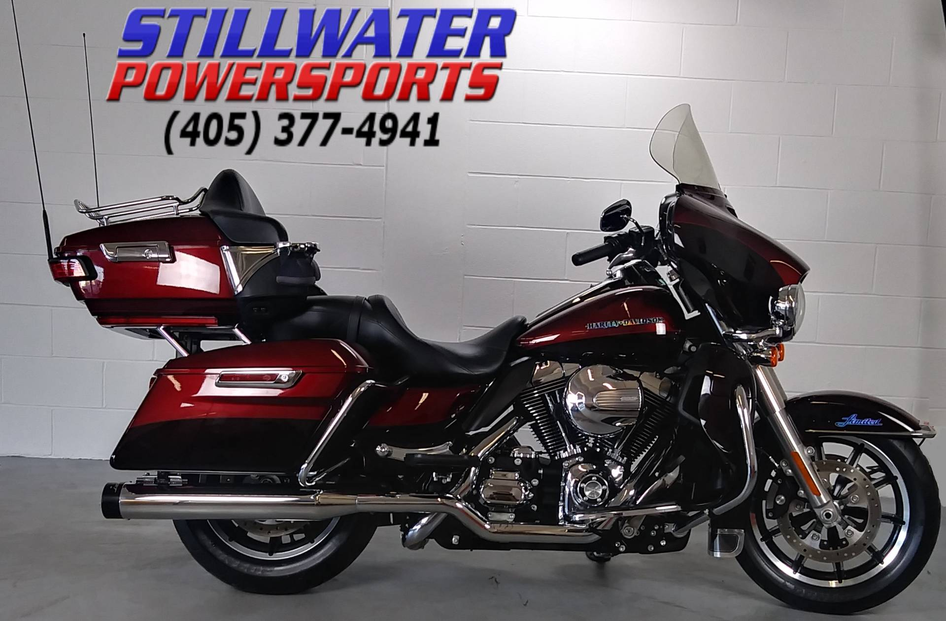 2014 Harley-Davidson Ultra Limited in Stillwater, Oklahoma - Photo 1