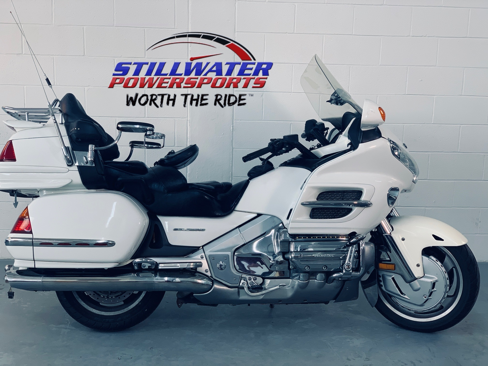 2005 Honda GL1800 in Stillwater, Oklahoma - Photo 1